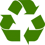 recycling, symbol, logo